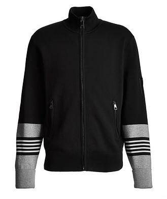 Neil Barrett Zip-Up Sweater