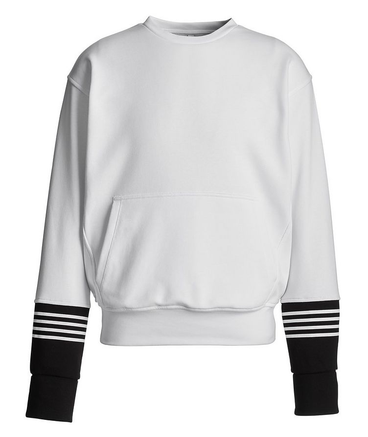 Cotton-Blend Sweatshirt image 0