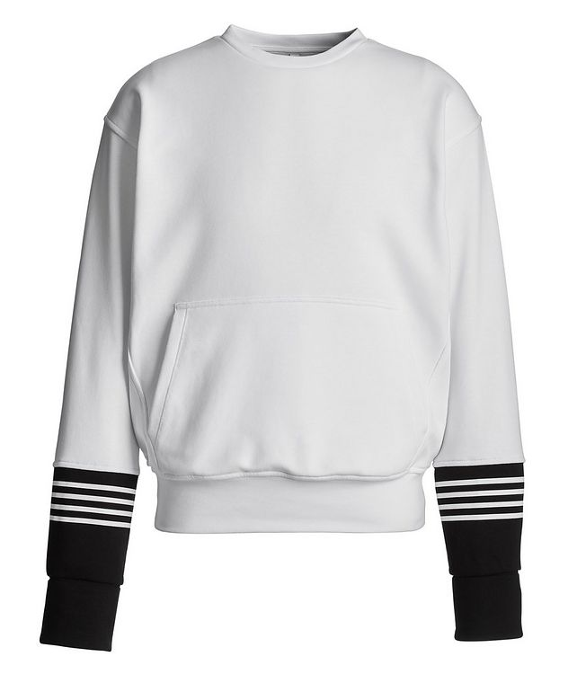 Cotton-Blend Sweatshirt picture 1