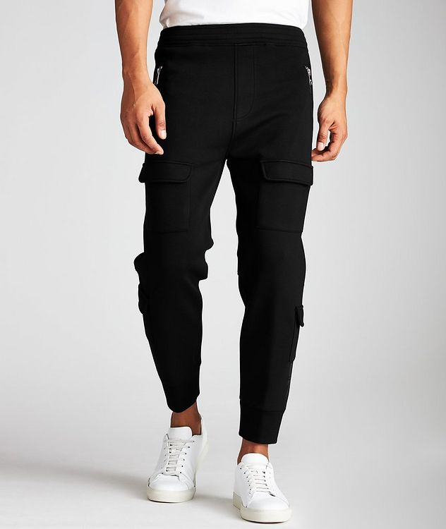 Cargo Drawstring Joggers picture 2