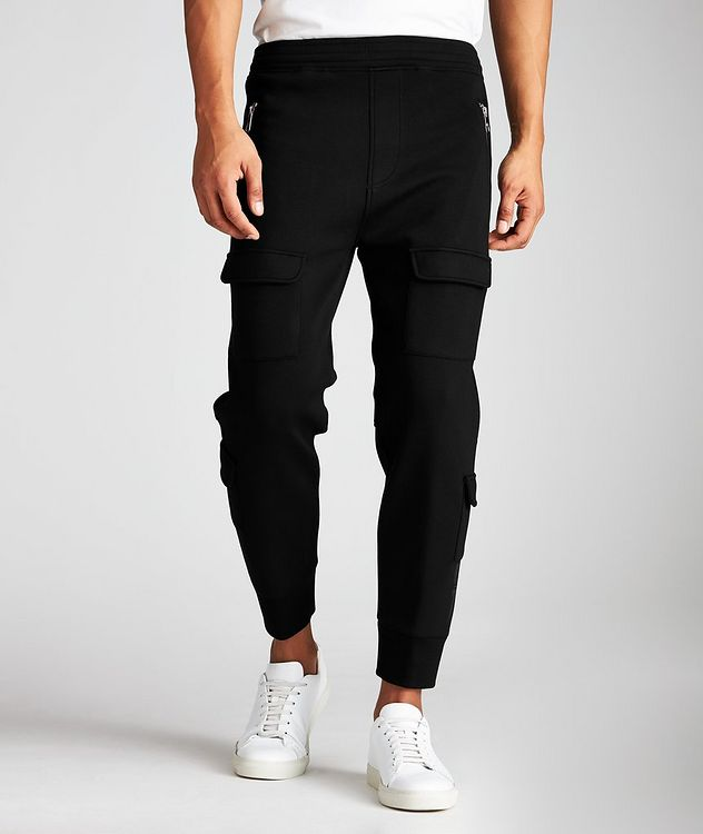 Cargo Drawstring Joggers picture 1