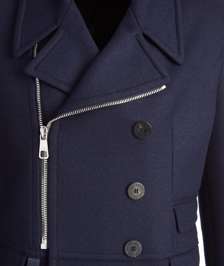 Capotto Jersey-Wool Jacket image 1