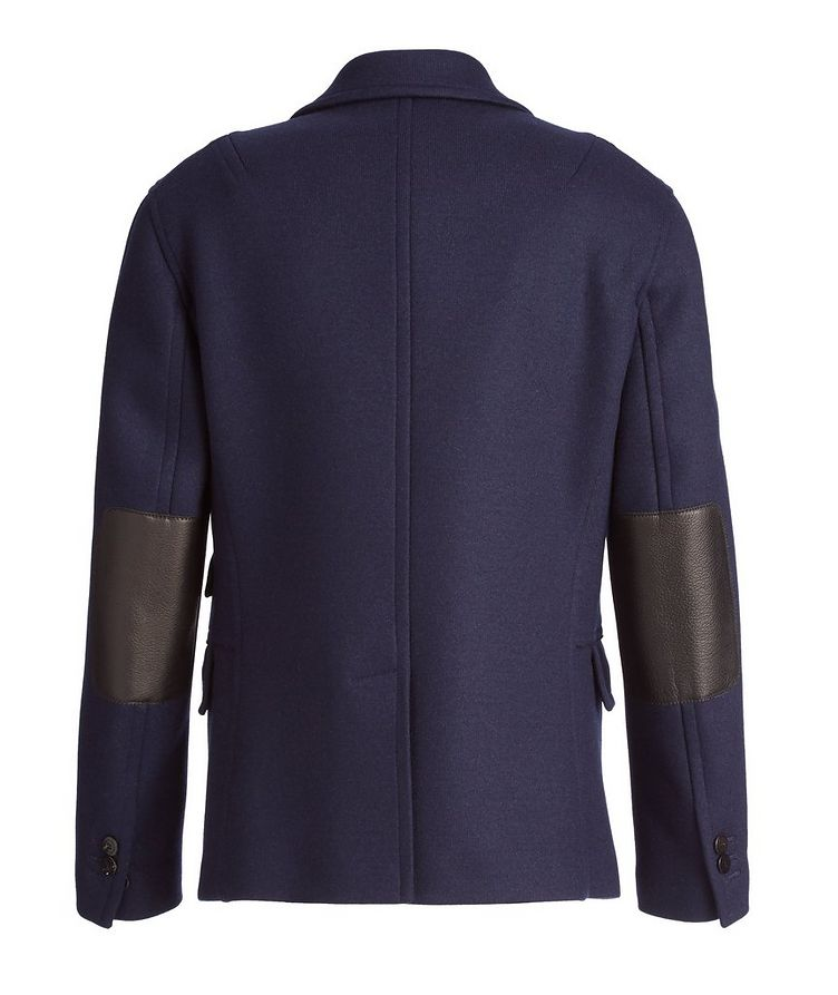 Capotto Jersey-Wool Jacket image 2
