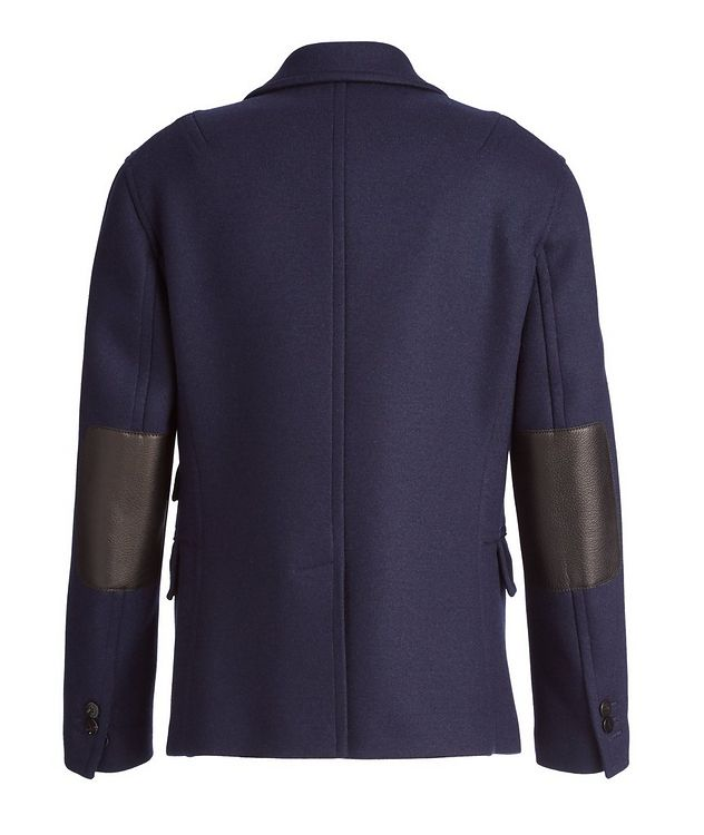 Capotto Jersey-Wool Jacket picture 3