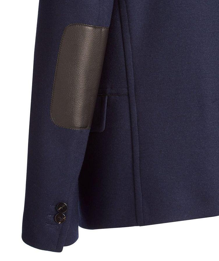 Capotto Jersey-Wool Jacket image 3