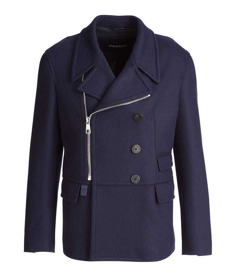 Capotto Jersey-Wool Jacket image 0