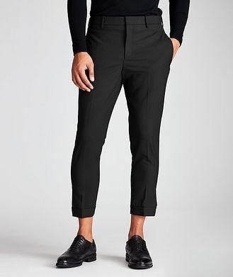 Neil Barrett Slim Fit Dress Pants