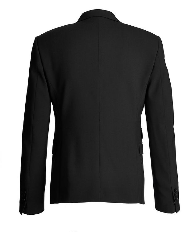 Gabardine Wool-Blend Suit picture 2
