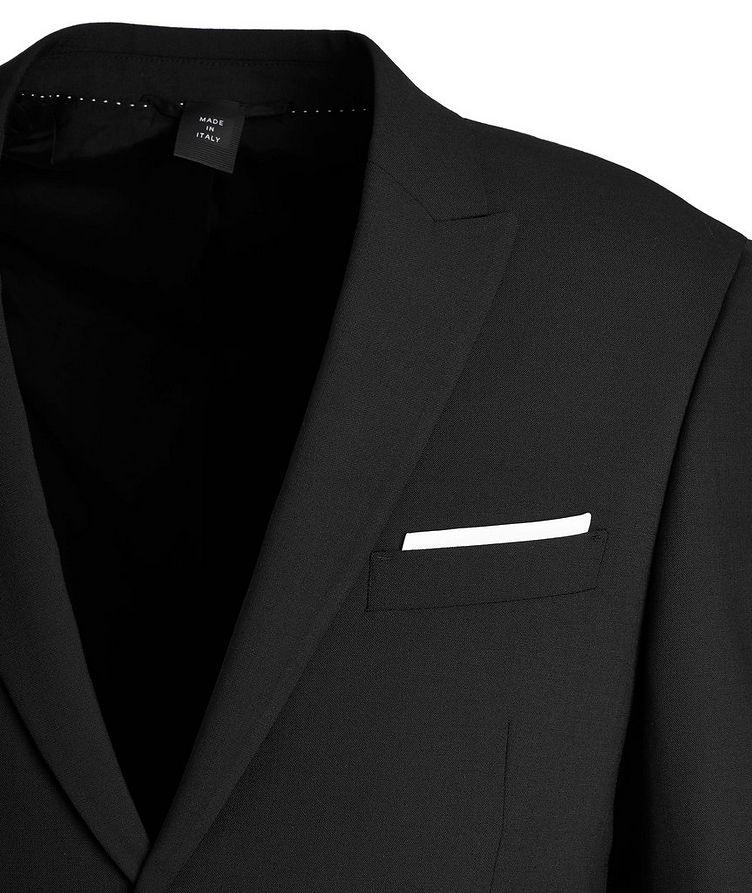 Gabardine Wool-Blend Suit image 2