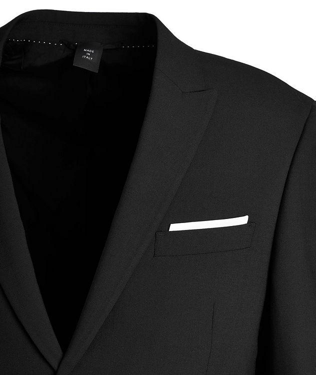 Gabardine Wool-Blend Suit picture 3