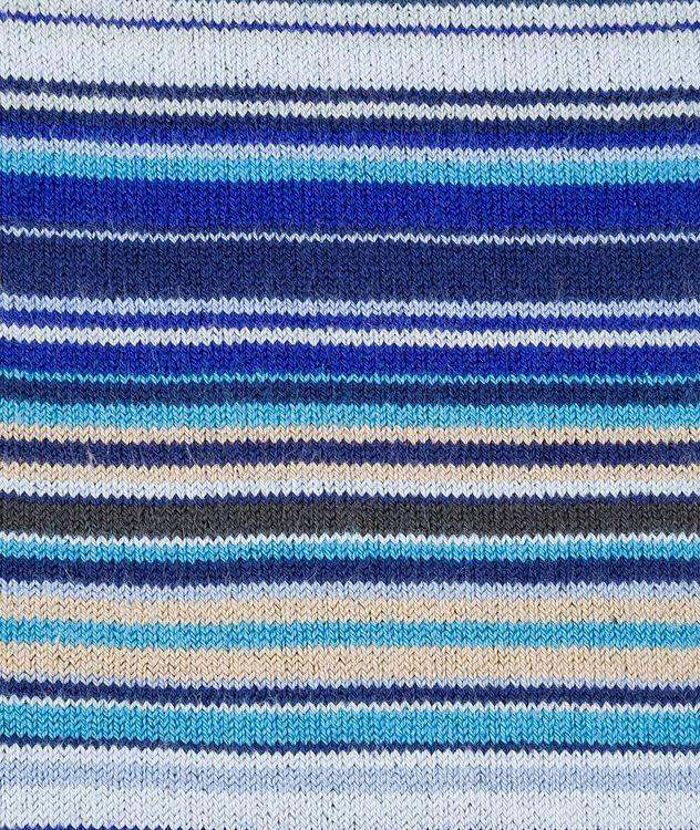 Striped Stretch-Cotton Socks picture 2