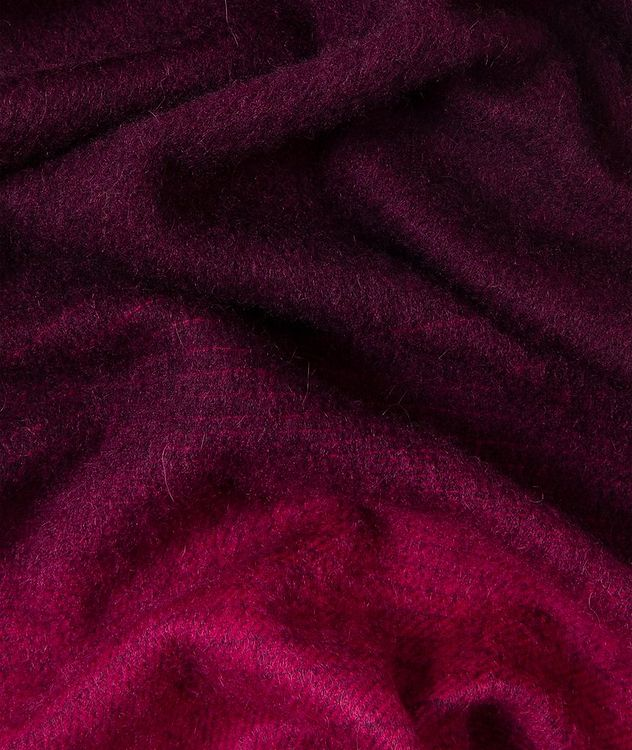 Pop End Cashmere Scarf picture 4
