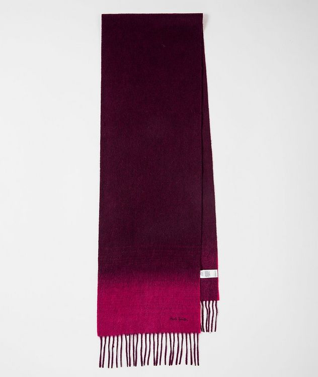 Pop End Cashmere Scarf picture 1