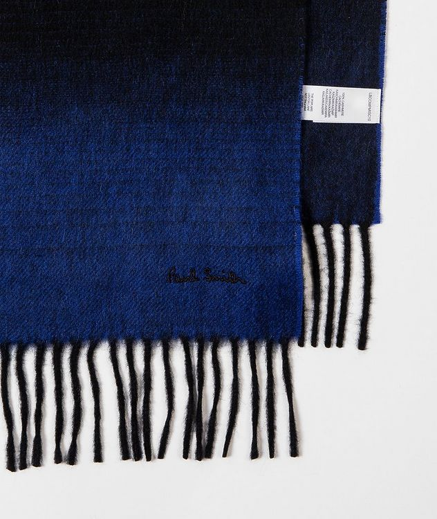 Pop End Cashmere Scarf picture 3