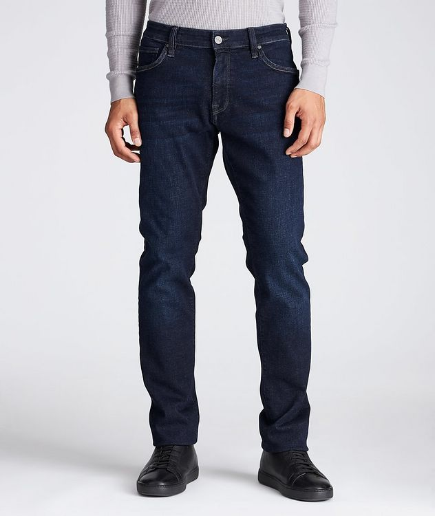 Cool Fit Cotton Jeans picture 1