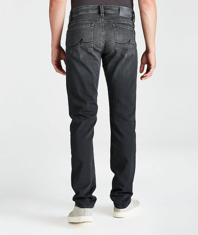 Cool Fit Cotton Stretch Jeans picture 2
