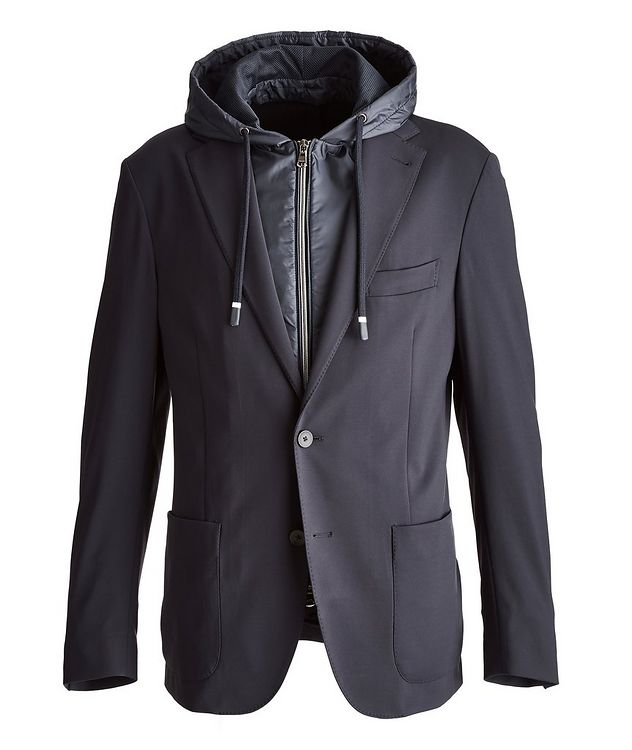Techno Performance Stretch Sports Jacket picture 1