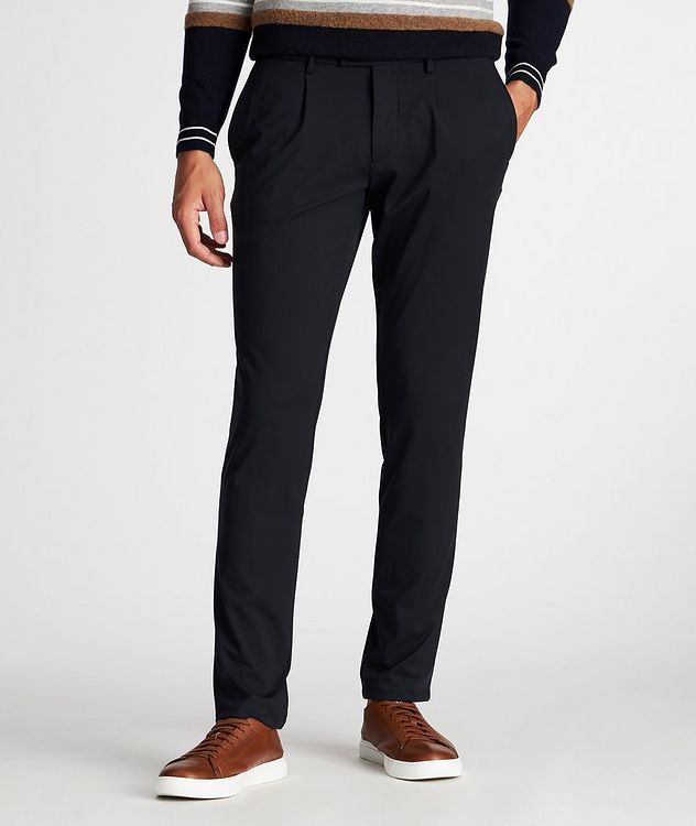 Stretch-Blend Track Pants picture 2