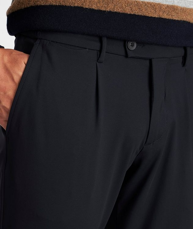 Stretch-Blend Track Pants picture 4