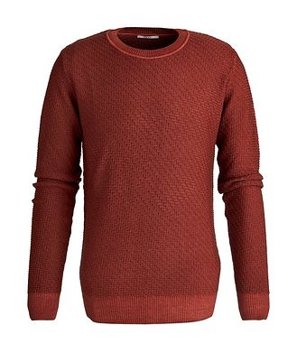 Fradi Pull en laine délavée