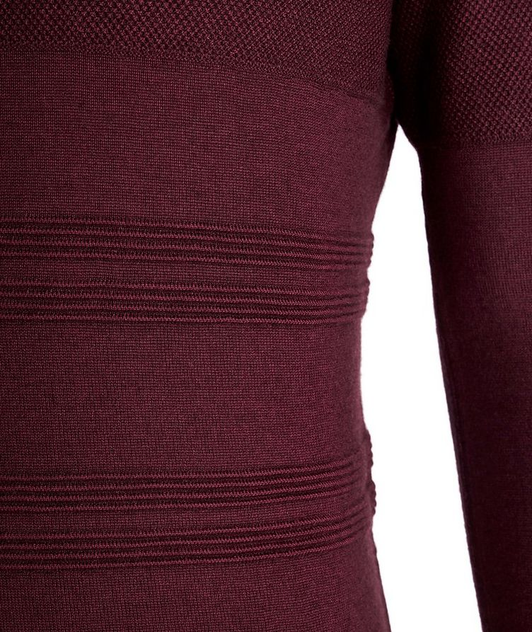 Wool Knit Turtleneck image 3