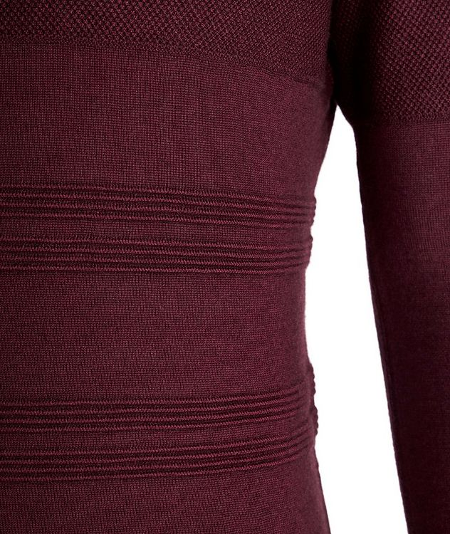 Wool Knit Turtleneck picture 4