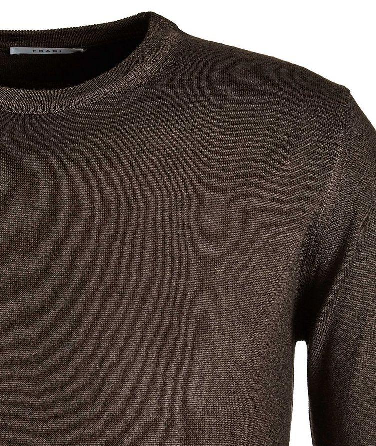 Faded Wool Sweater image 1