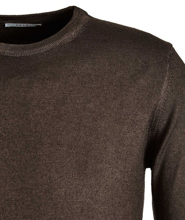 Faded Wool Sweater picture 2