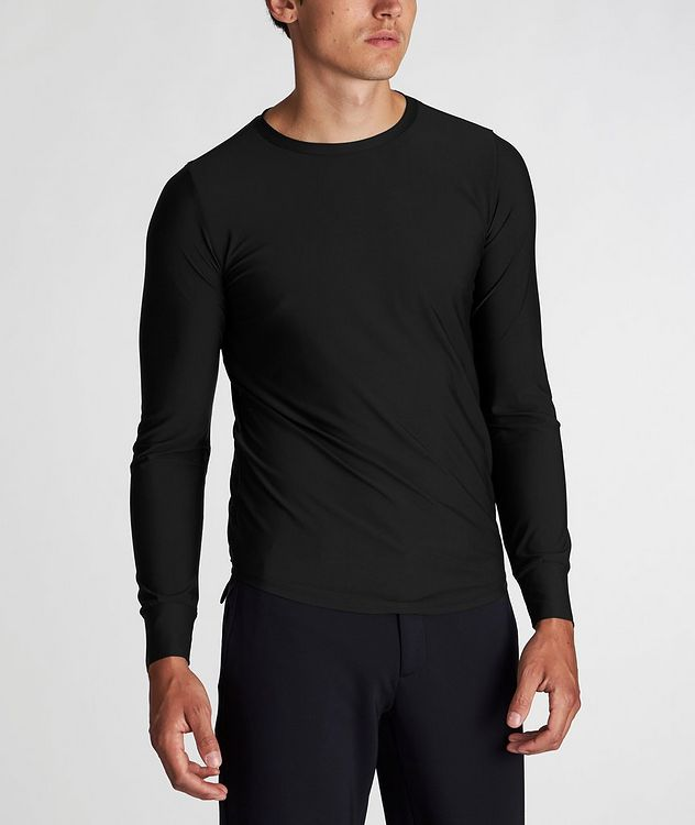 Long-Sleeve Techno Performance T-Shirt picture 2
