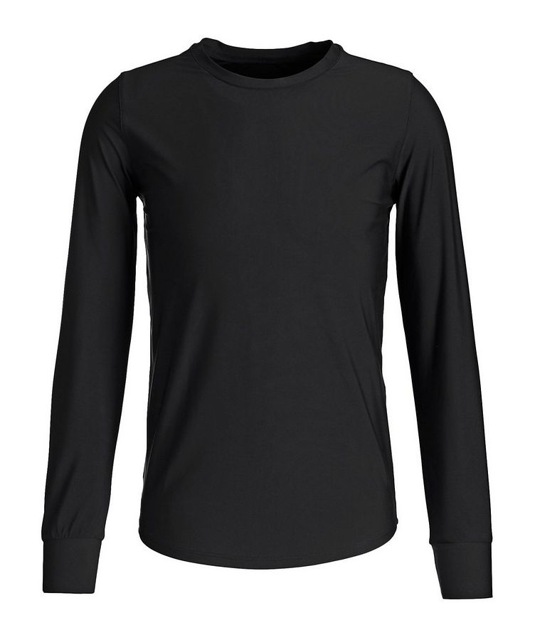 Long-Sleeve Techno Performance T-Shirt image 0