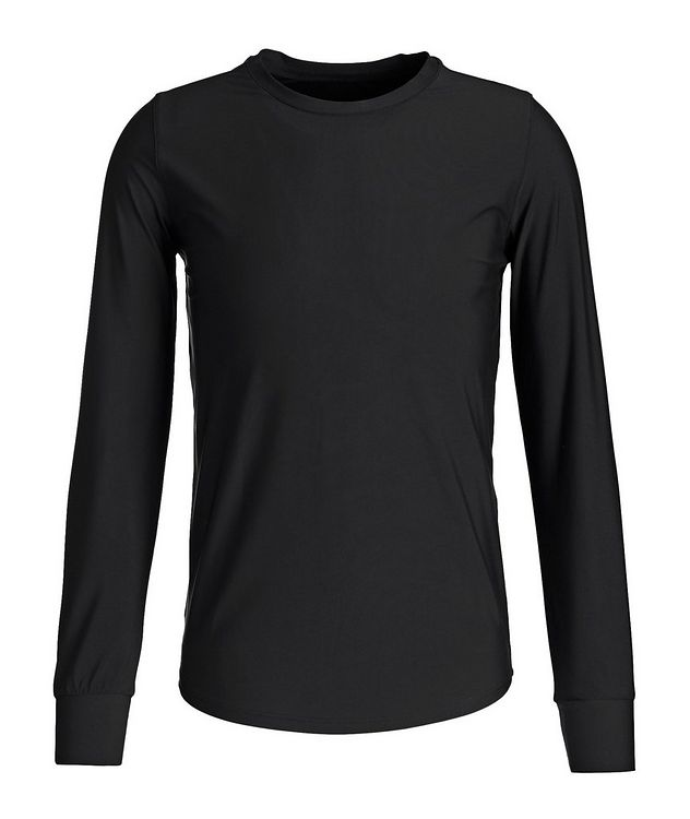 Long-Sleeve Techno Performance T-Shirt picture 1
