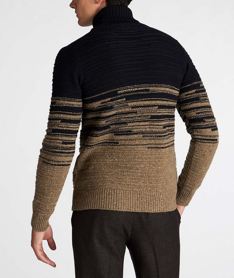 Wool-Blend Roll Neck Sweater image 2