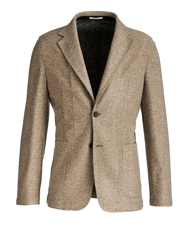 Postage Wool-Blend Sports Jacket picture 1
