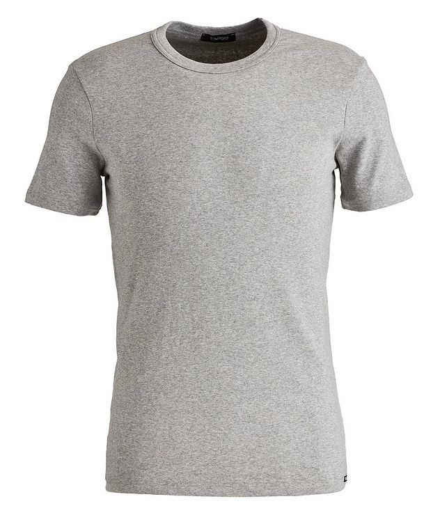 Stretch-Cotton T-Shirt picture 1