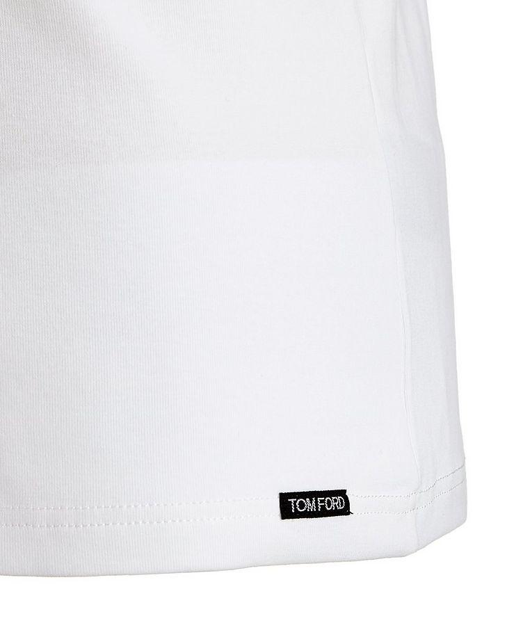 Stretch-Cotton T-Shirt image 1