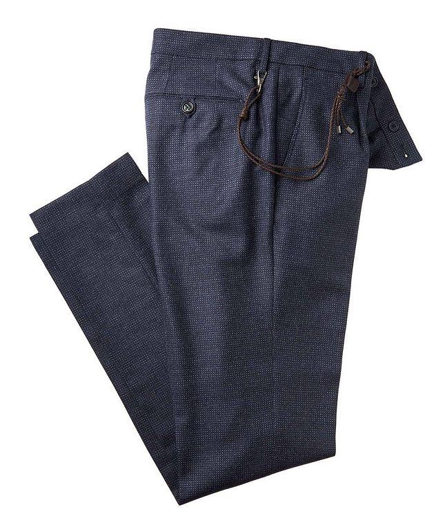 Virgin Wool Dress Pants picture 1
