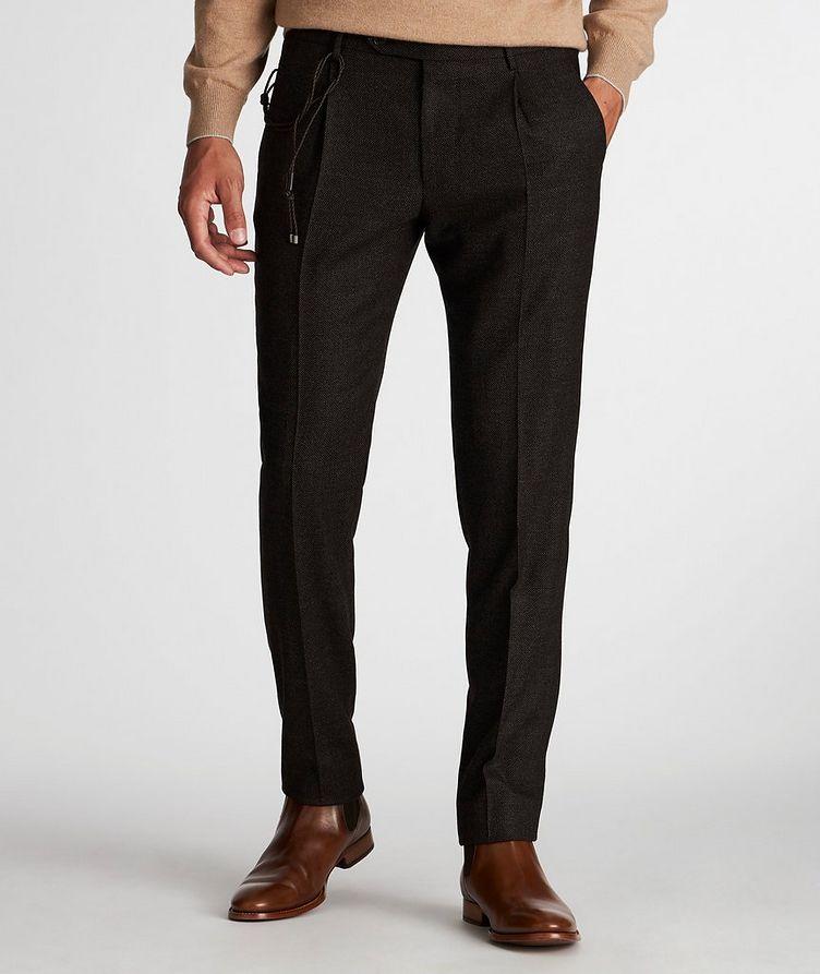 Virgin Wool Dress Pants image 1