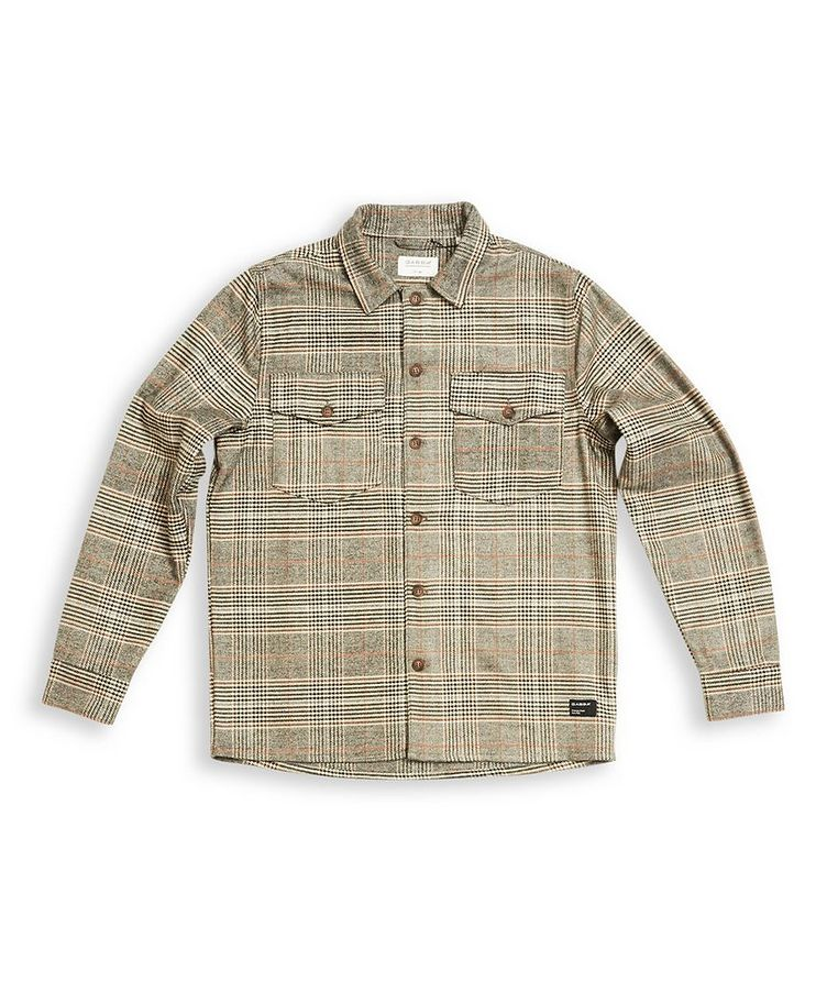 Plaid Flannel Shirt image 0