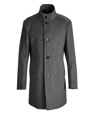 Joop! Wool-Cashmere Coat