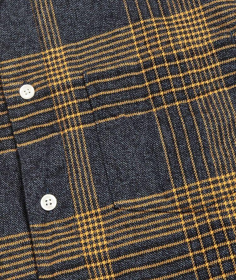 Plaid Cotton Shirt image 2