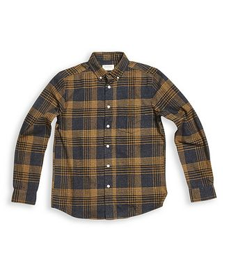 Gabba Plaid Cotton Shirt