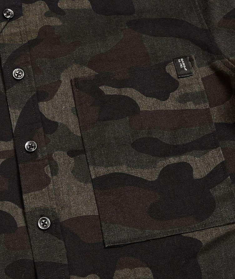 Camouflage Print Shirt image 2