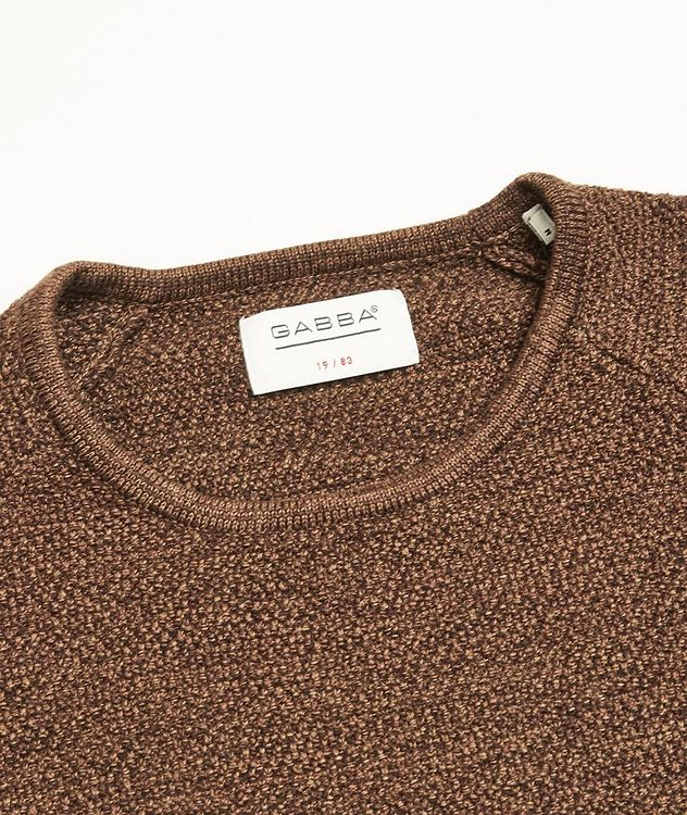 Pull en tricot picture 2