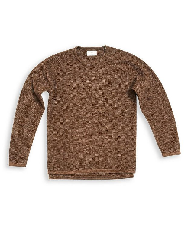 Pull en tricot picture 1