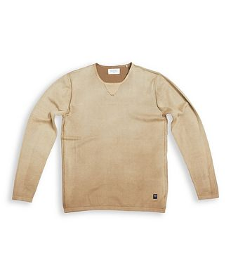 Gabba Ridge Long-Sleeve Cotton Sweater