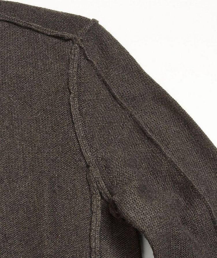 Pull Liam en laine et laine d'alpaga image 3