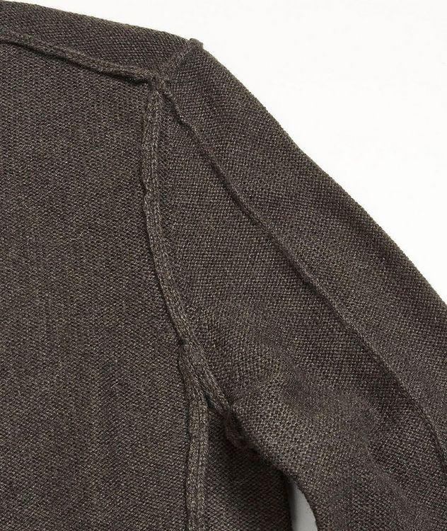 Pull Liam en laine et laine d'alpaga picture 4