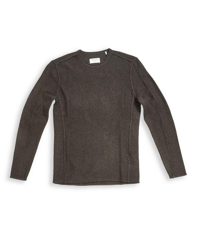 Pull Liam en laine et laine d'alpaga image 0