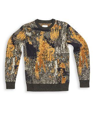 Gabba Braque Art Sweater