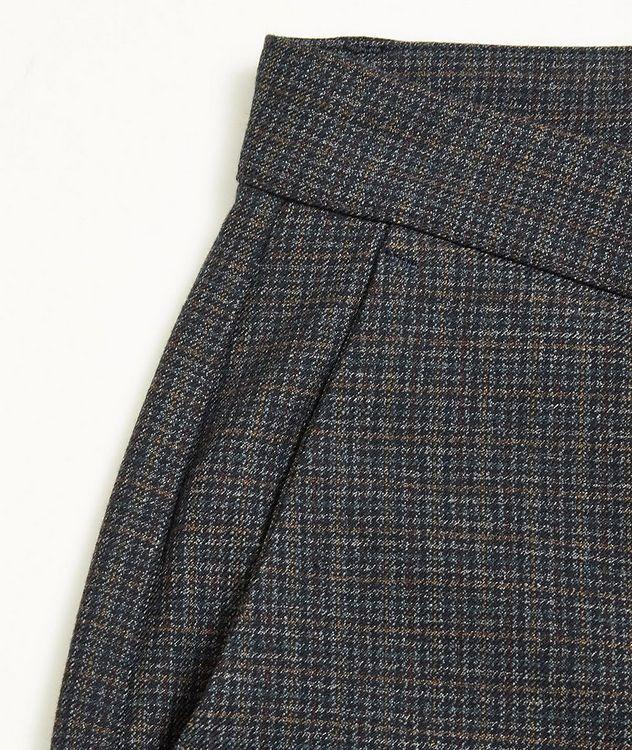 Pantalon Rome Petit à carreaux prince-de-Galles picture 3